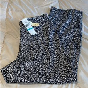 NWT Alfred Dunner Plus Trouser